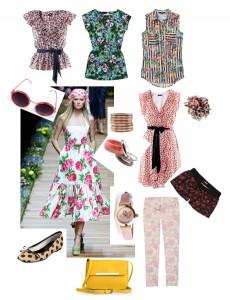 trendy na wiosnę