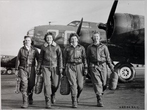 II wojna światowa i moda