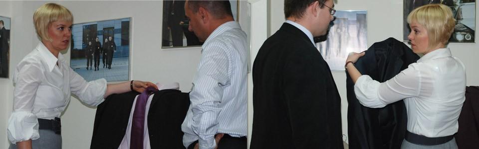wizerunek mężczyzny w pracy