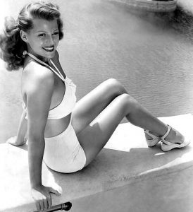 historia kostiumu kąpielowego lata 40