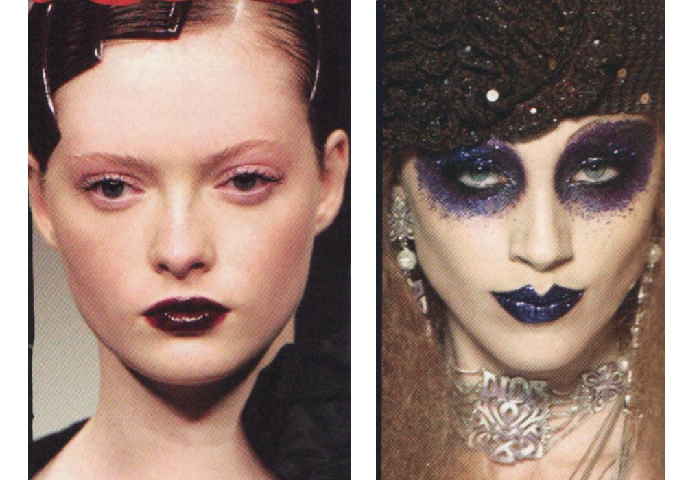 makeup na wiosnę
