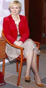 dress code dyrektorki szkoły