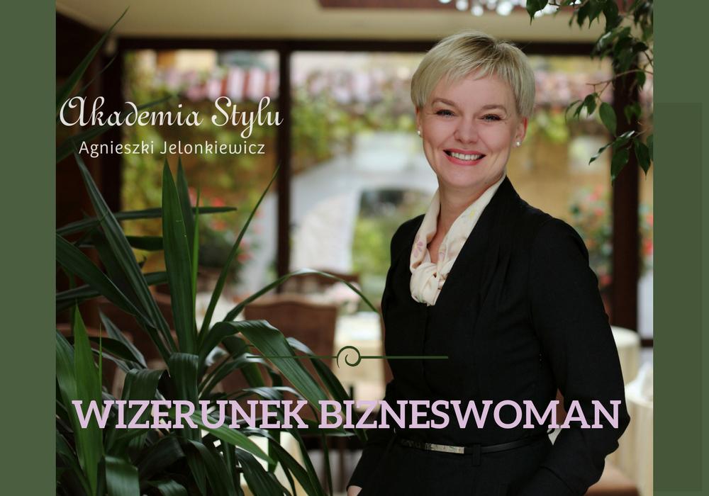 wizerunek bizneswoman