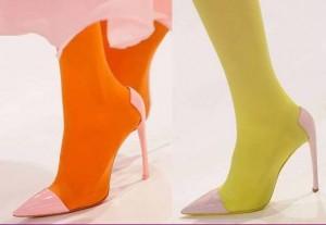 buty na wiosnę Dior