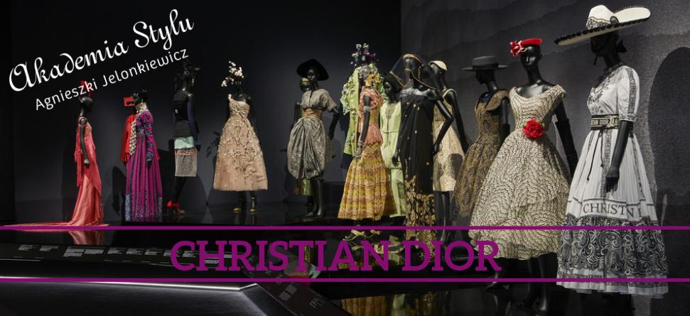 Christian Dior historia mody