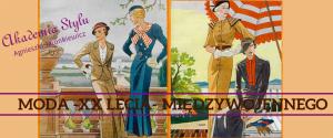 XX lecie międzywojenne moda